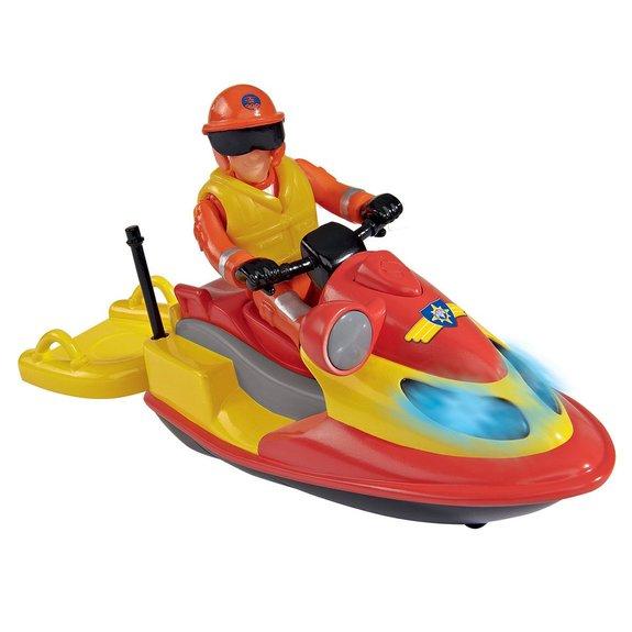 Jet-ski Juno Sam le pompier