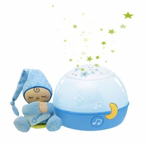 Lampe Magic' Projection Bleu