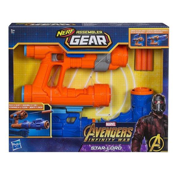 Blaster Assembler Gear Star Lord