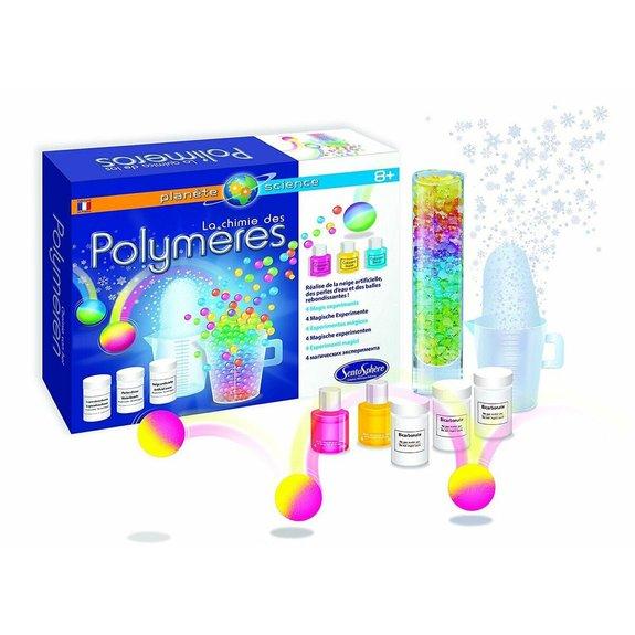 Planète Science  La chimie des Polymères