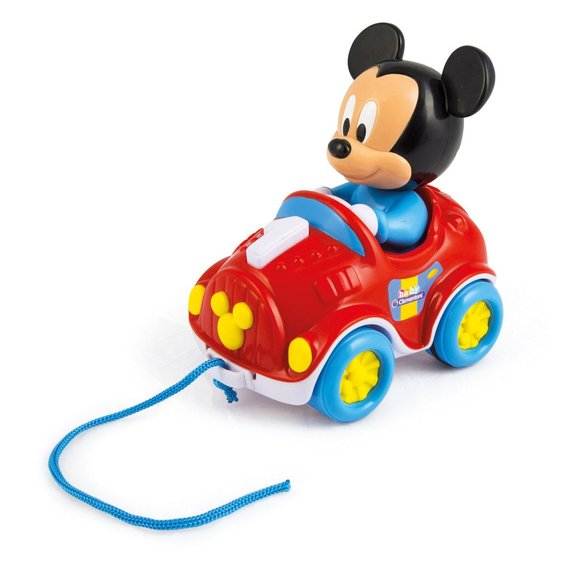 Baby Mickey - Ma voiture à tirer
