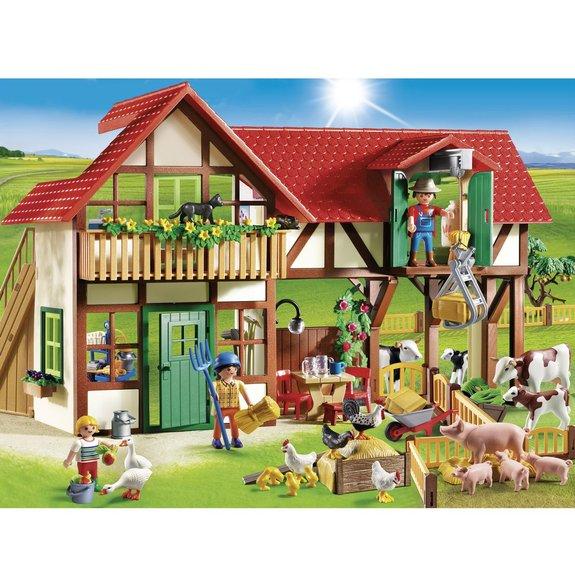 Grande ferme - Playmobil Country 6120