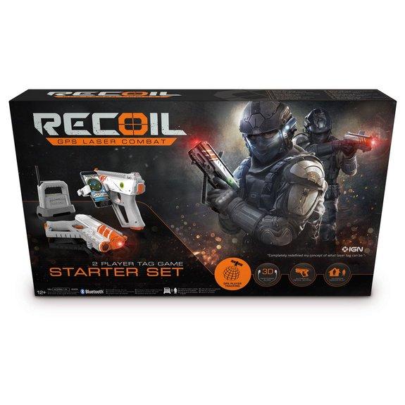 Coffret Recoil starter laser combat