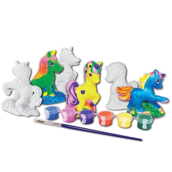 6 licornes à décorer
