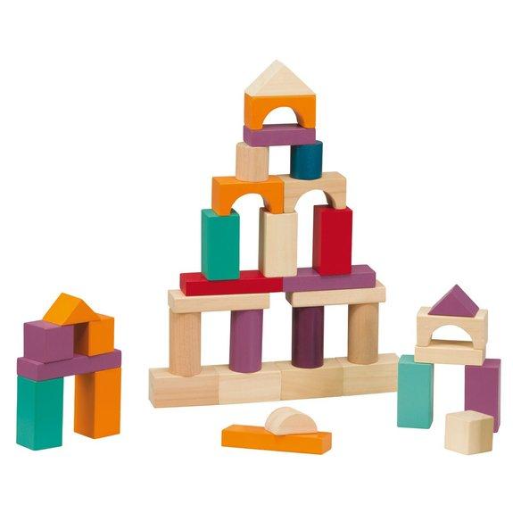 Baril 50 blocs de construction