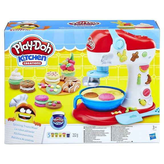 Robot pâtissier Play-Doh