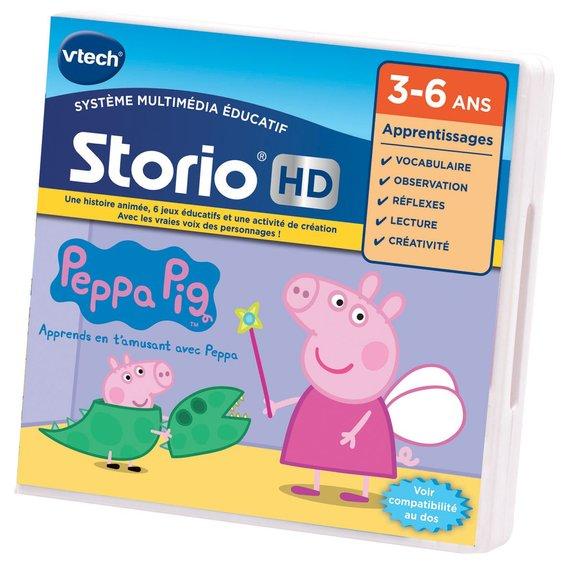 Jeu Storio HD Peppa Pig