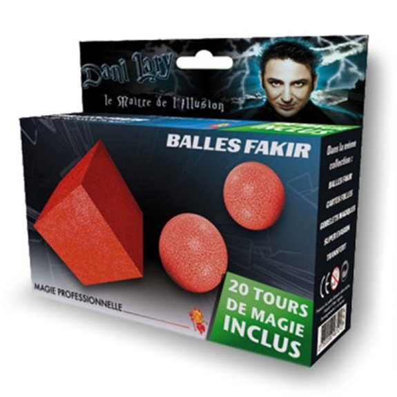 BALLES FAKIR DANI LARY