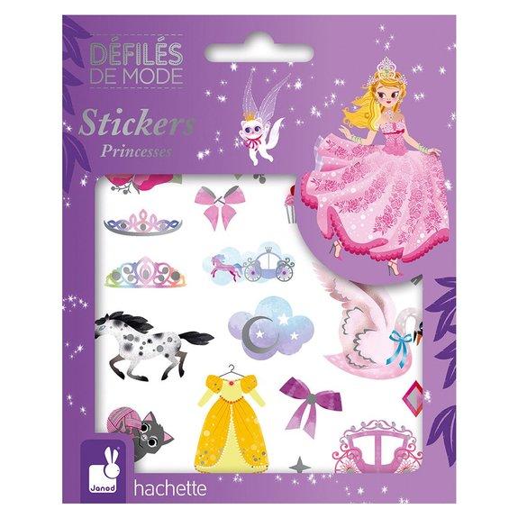 Défilés de mode : Stickers Princesse