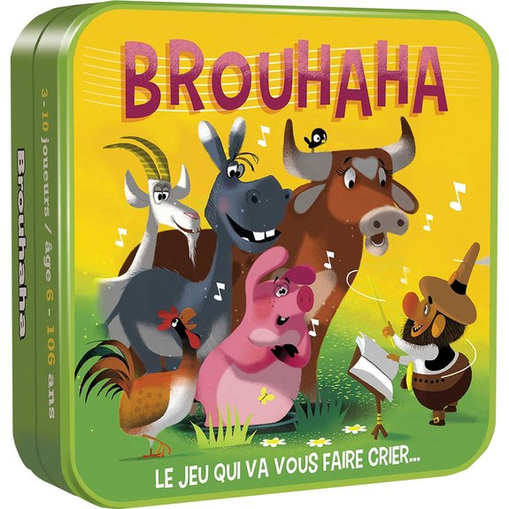 Brouhaha - Nouvelle Edition