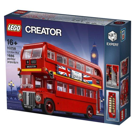 Le bus londonien LEGO Creator 10258