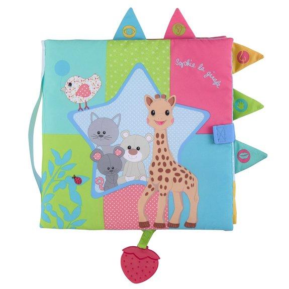 Sensitive book Sophie la girafe