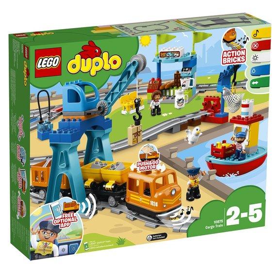 Le train de marchandises LEGO DUPLO 10875