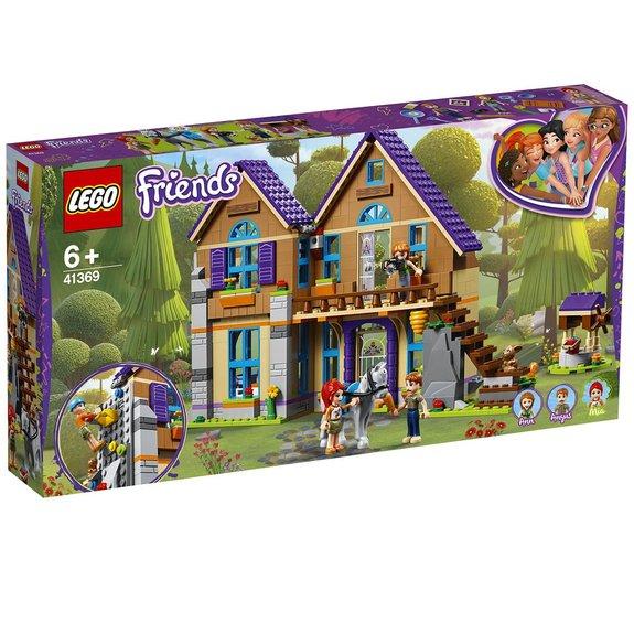 La maison de Mia LEGO Friends 41369