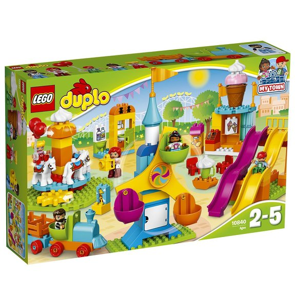 Le parc d'attractions LEGO® DUPLO 10840