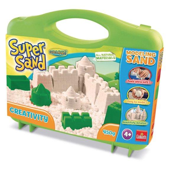 Super Sand creativity