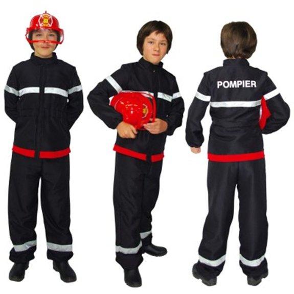 Déguisement Pompier : 5/7 ans