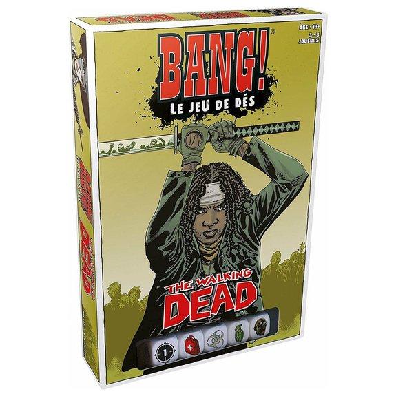 Bang ! Le jeu de dés The Walking Dead