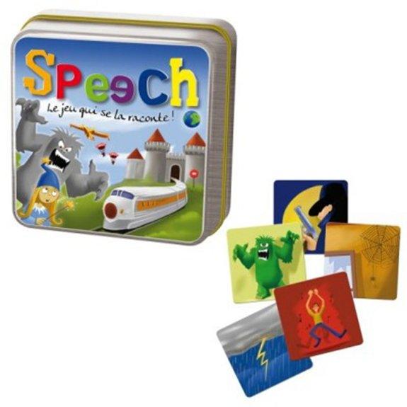 Speech - Jeu de poche