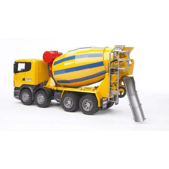 Camion toupie à béton Scania R-Série
