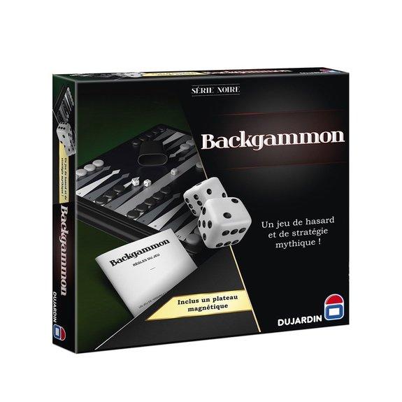 Backgammon Série Noire
