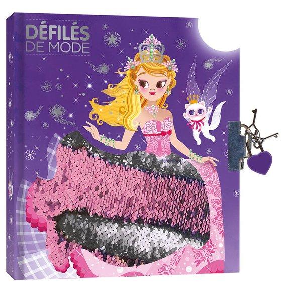 Défilés de mode : Journal intime Princesse