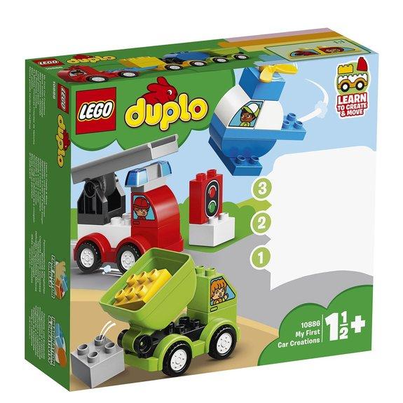Mes premiers véhicules LEGO DUPLO 10886