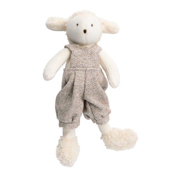 Peluche Les tout-petits Albert le mouton