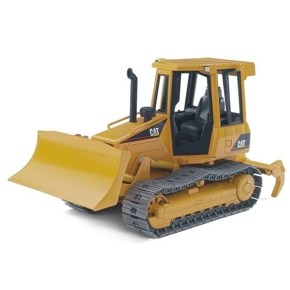 Véhicule de chantier Bulldozer caterpillar de Bruder