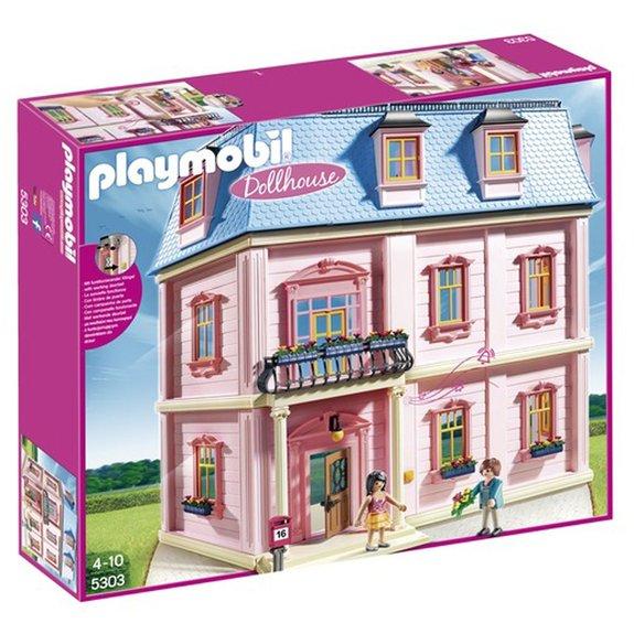 Maison traditionnelle Playmobil Dollhouse 5303