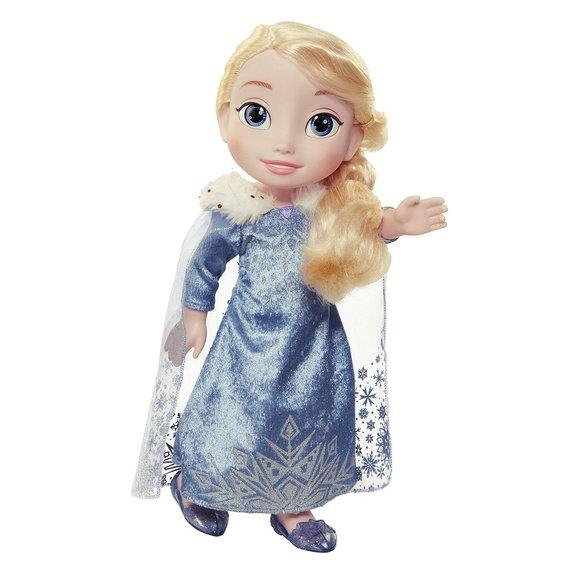 Poupée Elsa Deluxe manteau dhiver