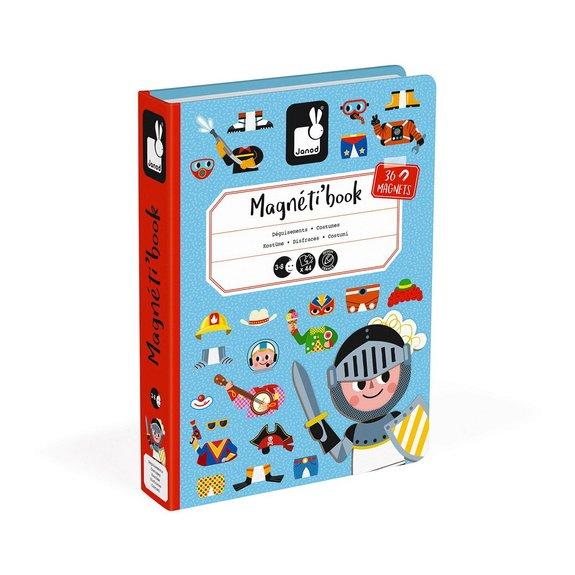 Magnéti'book déguisements