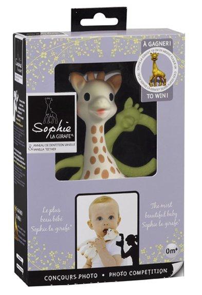 Coffret Sophie la girafe award