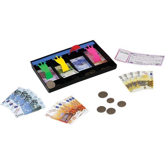 Tiroir caisse euros