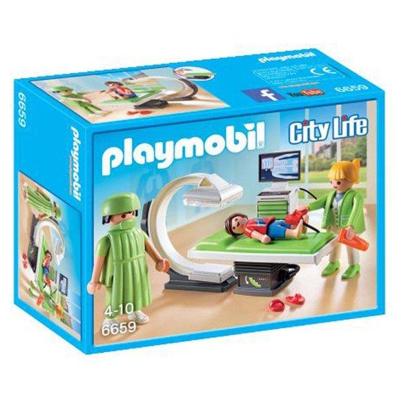 Salle de radiologie Playmobil City Life - 6659