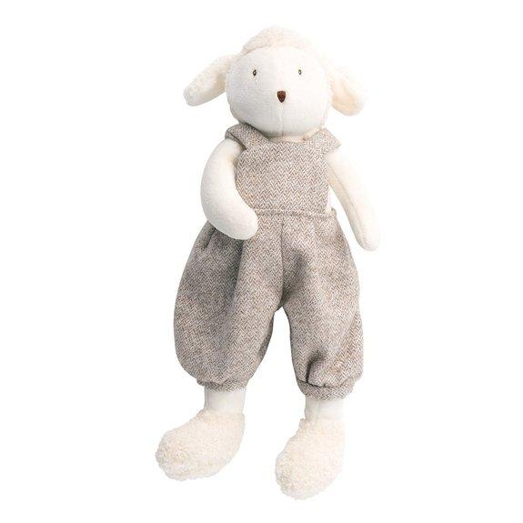 Peluche Les petits frères Albert le mouton