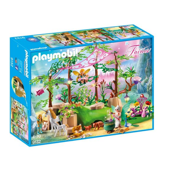 Forêt enchantée Playmobil Fairies 9132