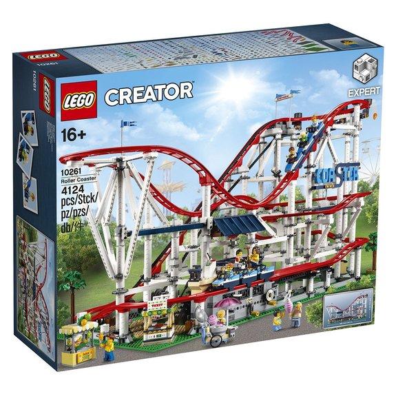 Les montagnes russes LEGO Creator Expert 10261