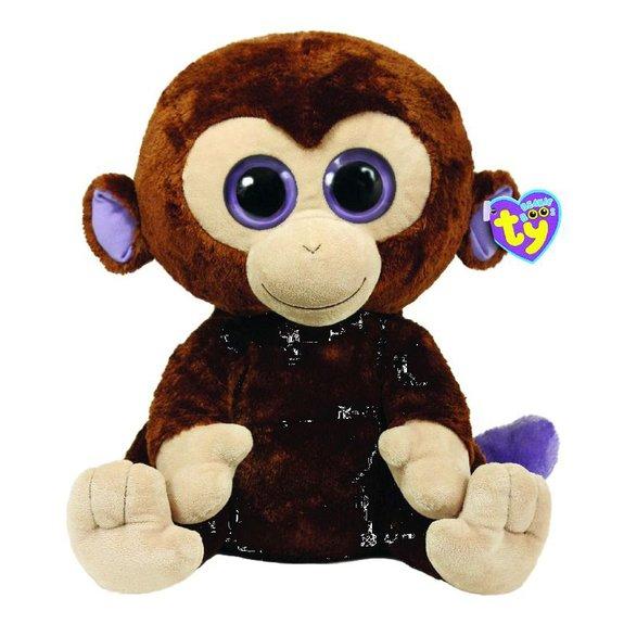 Peluche Beanie boos Coconut le singe
