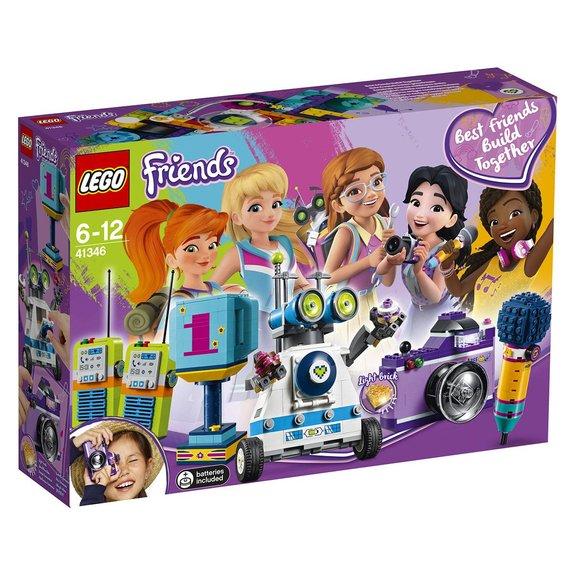 Boîte de l'amitié LEGO Friends 41346