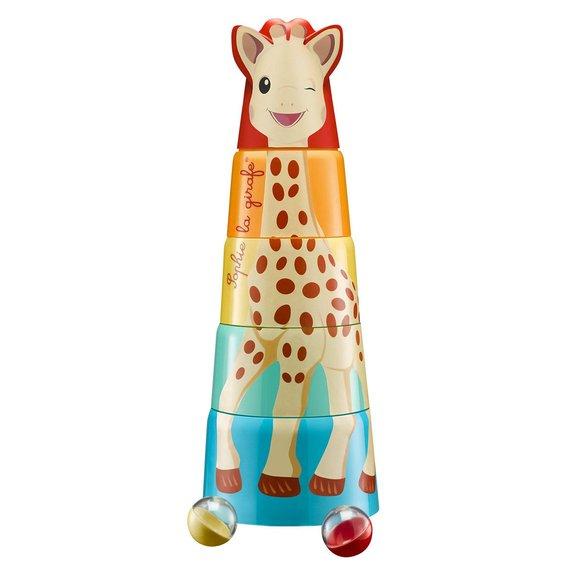 Tour de Sophie la girafe