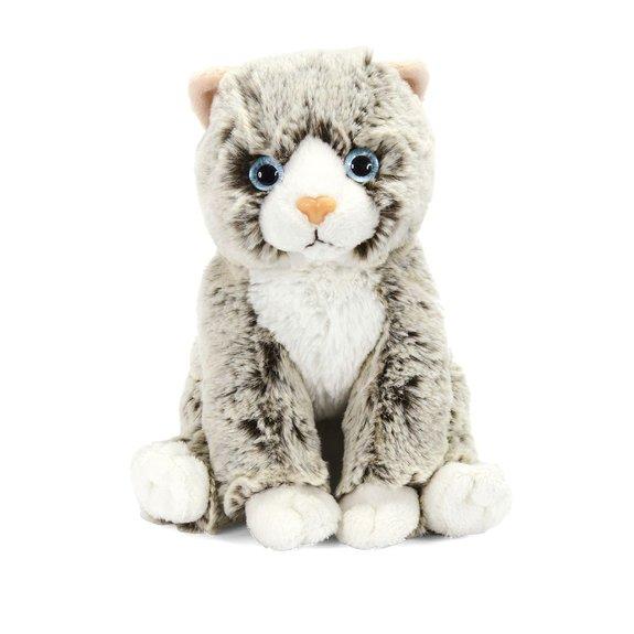 Peluche chaton 14 cm