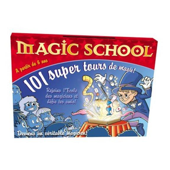 Magie : Magic School 101 tours