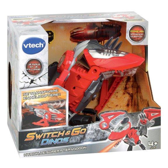 Switch & go dinos : Kyrion super pteranodon