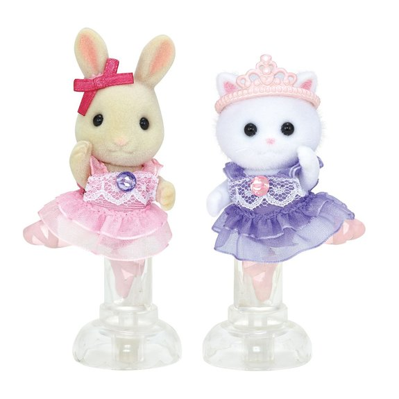 Sylvanian Family 5257 : Les amies ballerines