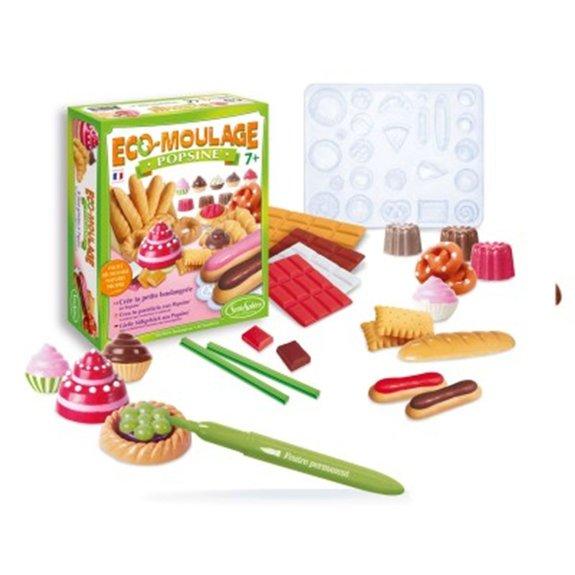 Popsine Moulage Ma petite boulangerie