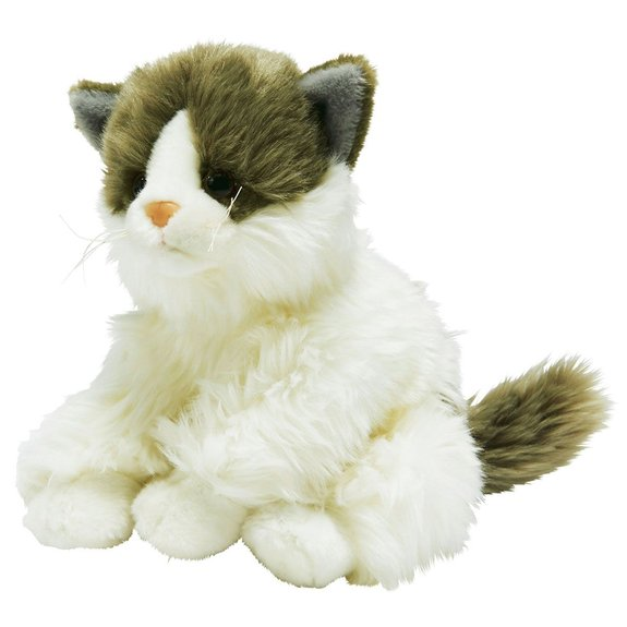Peluche chat 23 cm