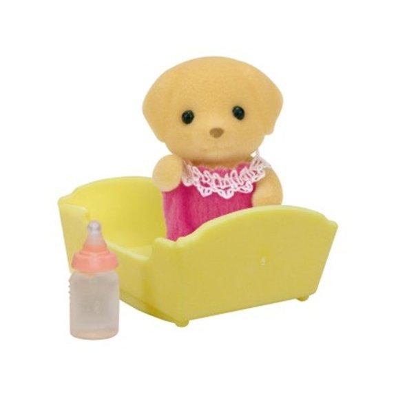 Le bébé Labrador - Sylvanian Families 5187