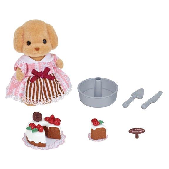 Coffret pâtisserie et figurine Sylvanian Families 5264