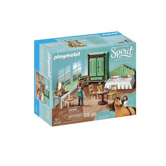 La chambre de Lucky Playmobil DreamWorks Spirit Riding Free 9476